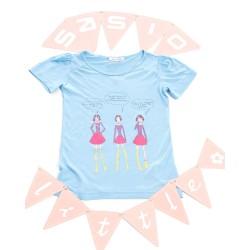 Tee-Shirt Fille
