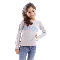 SWEAT SHIRT FILLE