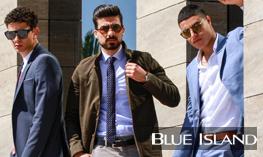 Blue Island vetement homme tunisie
